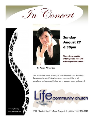Life Community Church - Mt. Prospect, IL